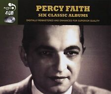 PERCY FAITH - SIX CLASSIC ALBUMS NEW CD