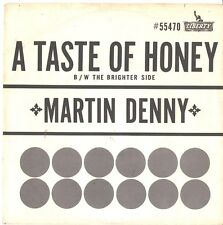 MARTIN DENNY--PICTURE SLEEVE ONLY---(A TASTE OF HONEY)--PS---PIC---SLV