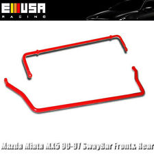 ANTI ROLL SWAY STABILIZER BAR Front & Rear  FOR Mazda Miata MX3 90-97