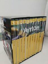 BOX COFANETTO OPERA COMPLETA 12 DVD AYRTON INDIMENTICABILE SENNA F1 FORMULA UNO