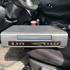 Panasonic PV-7450 Stereo Hi-Fi VHS VCR Recorder No Remote FREE SHIPPING!!!