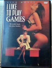 I Like To Play Games (DVD) -