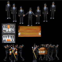 Blacks Carry The Coffin Team Figure 6cm Blacks Carry The Coffin Collection To QW