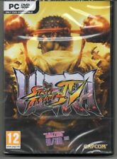 "ULTRA STREET FIGHTER IV (4) ""NUOVO E SIGILLATO"" (PC-DVD)"