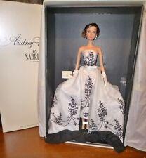 BARBIE AUDREY HEPBURN dans le rôle de SABRINA - poupée silkstone de collection -