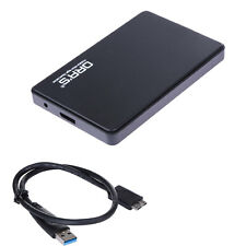 "2.5"" USB 3.0 SATA HD Box HDD Hard Drive External Enclosure Case Box 5Gbps for PC"