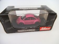 Schuco 04535 VW New Beetle Think Pink 1:43 Limited (3758)