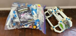 Fisher Price Vintage 1983 Construx  Starforce Command Mix Lot Of Parts