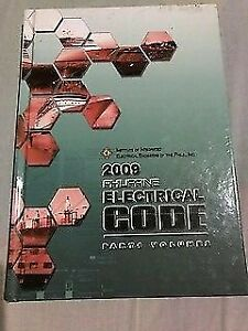 Philippine Electrical Code 2009 book