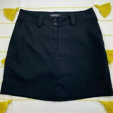 Nike Golf Skirt Skort Womens 4 Tour Performance Dry Fit Pockets Stretch Active