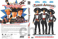 ¡Three Amigos! (1986) - John Landis, Steve Martin, Chevy Chase  DVD NEW