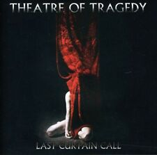 Theatre of Tragedy - Last Curtain Call [New CD]