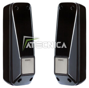 Coppia di fotocellule orientabili BUS FAAC XP20B D 785103 automazione cancelli