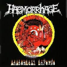HIC-Anatomical Inferno PUNGENT STENCH Necrony Meat shits creamface