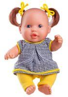 Baby Puppe Spiel Puppe Greta Peque ca 20 cm Paola Reina Nr 1308