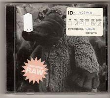 (GL568) Sonovac, Raw - 2000 CD