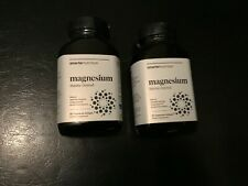 NEW!! Smarter Nutrition Magnesium  90 Softgels 2 Pack