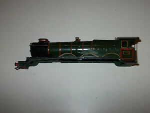 Hornby Dublo Castle 3/2 rail locomotive body double chimney or spares repairs