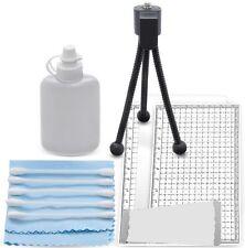 10pc Cleaning Kit: Tripod To Camera Nikon D810 D750 D610 D4S 1 Aw1 J5 V3 P520