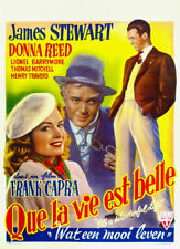 It's a wonderful life James Stewart movie poster #33