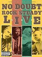 No Doubt - Rock Steady Live (DVD, 2003)