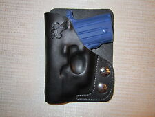 SIG SAUER P238 with Crimson Trace laser right hand, wallet and pocket holster