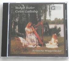 NEW sealed Celtic Lullaby Margie Butler Vocals / Harp Musical Heritage CD