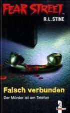 Fear Street - Falsch verbunden von Edited By R. L. Stine (2001, Kunststoffeinband)