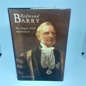 Redmond Barry: An Anglo-Irish Australian by Ann Galbally (HB, 1995)