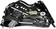 Power Window Motor and Regulator Assembly Left fits 11-15 Chevrolet Camaro