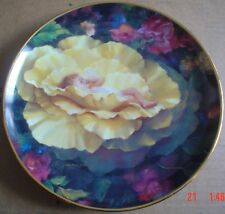 Danbury Mint Collectors Plate SWEET DREAMS From THE ENCHANTED GARDEN