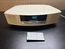 New listing Bose Wave Music System Model Awrcc2 Clock Radio & Cd Player w/ Remote Tested