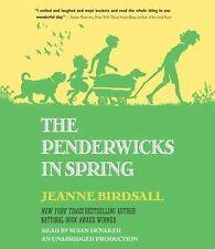 Birdsall Jeanne/ Denaker Su...-The Penderwicks In Spring  CD NEW