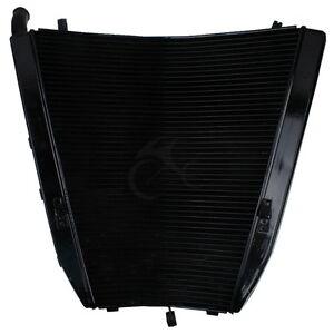 Black Radiator Cooling Cooler Fit For Honda CBR1000RR CBR 1000RR 2004-2005 2004
