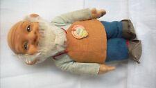 Steiff Zwerg Figur Gucke mit Schild Dwarf