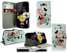 Fundas con tapa estampado para teléfonos móviles y PDAs LG