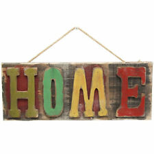 Wooden Welcome Decorative Hanging Signs