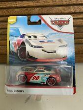 "DISNEY PIXAR CARS  "" NEXT GEN "" PISTON CUP RACERS PAUL CONREV"