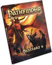 2017 Pathfinder Bestiary 6 1st Printing RPG D&D