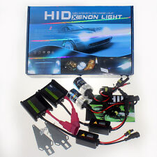 Xenon HID Slim Conversion Kit H7R 6000K  55W Canbus Metal based bulb Error Free