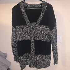 Sanctuary Women's Sweater Cardigan Oversized Size Large L Anthropology (A)