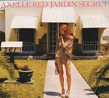 Axelle Red : Jardin secret (CD + DVD)