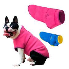 Pet Dog Fleece Harness Warm Puppy Vest Jumper Sweater Coat for Dogs Cats XS-L