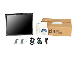 """Elo Touch Systems ET1939L 19"""" Frameless LCD Touch Screen Computer Monitor"""