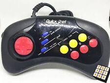 Sega Mega Tercero Videojuego Vintage Drive rápido disparo Controlador Pad 3