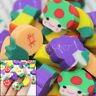High Quality 50Pcs Novelty Fruit Pencil Eraser Stationery For Kid Children Gift