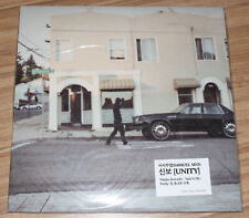 SAMUEL SEO 3RD ALBUM UNITY K-POP VINYL LP LIMITED EDITION SEALED