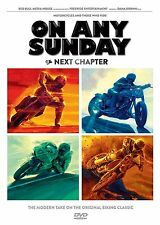 On Any Sunday - The Next Chapter - NEW DVD R2 PAL