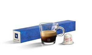 Nespresso Original Cafecito De Cuba 200 Espresso Cofffee Capsules 20 Sleeves