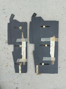 VW Golf MK1 New VW radiator side cards - NOT REPRODUCTION